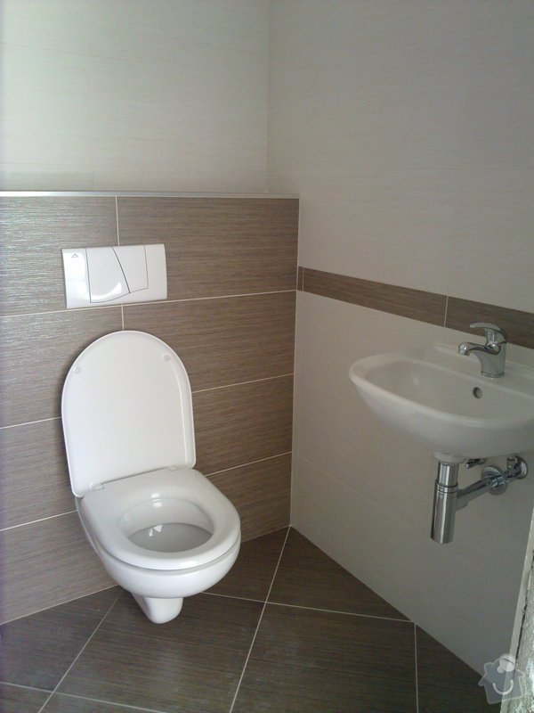 Rekonstrukce koupelny a WC: 17062010809