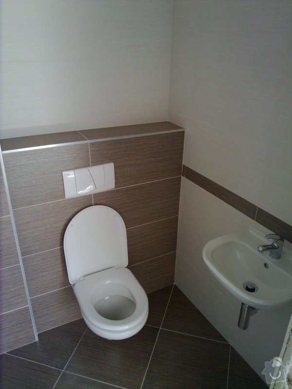 Rekonstrukce koupelny a WC: 17062010810