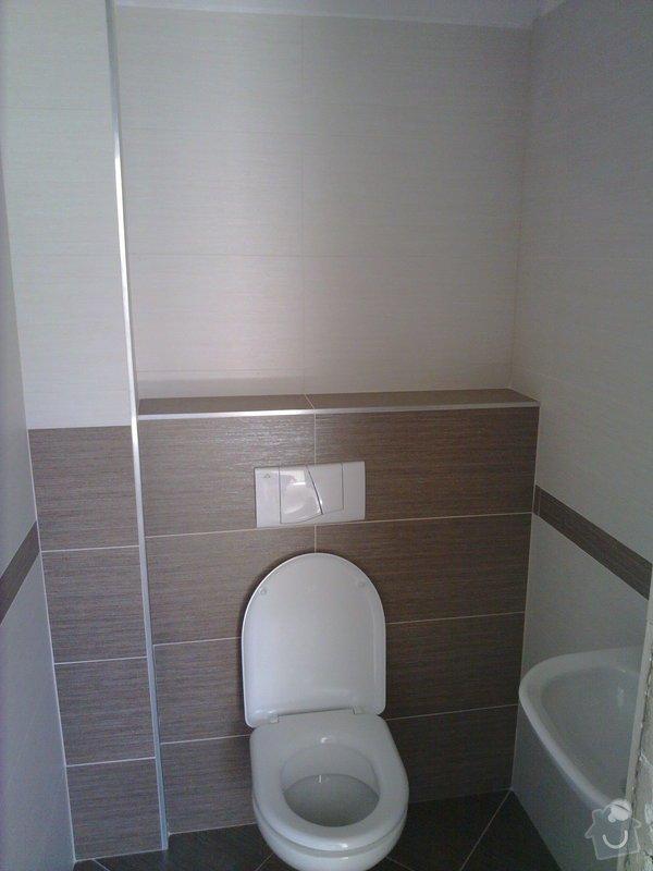 Rekonstrukce koupelny a WC: 17062010811