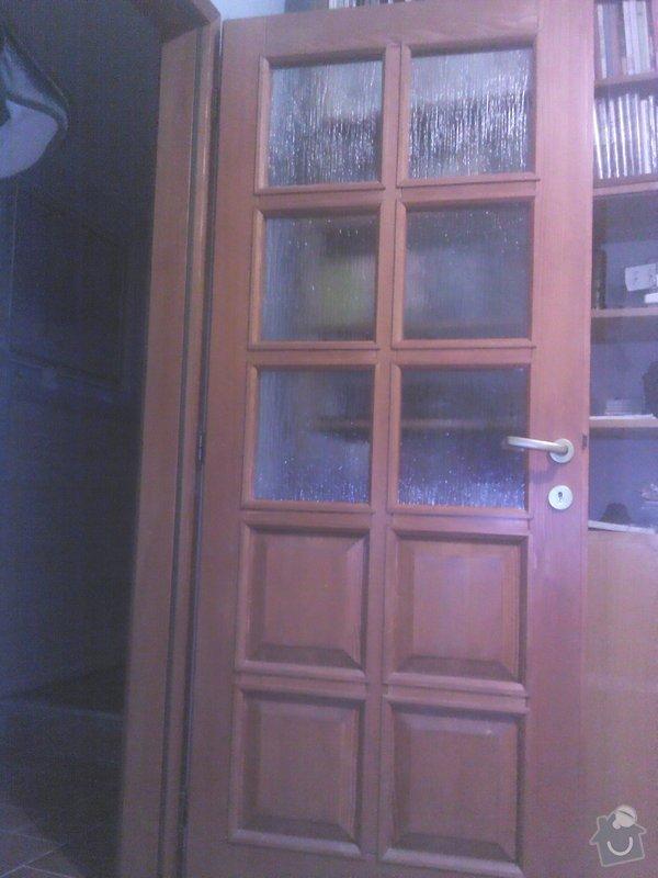 Zhotovení interiérových dveří: 2011-01-07_20.27.26