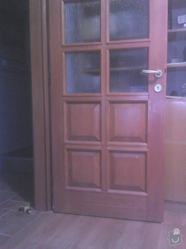 Zhotovení interiérových dveří: 2011-01-07_20.27.38