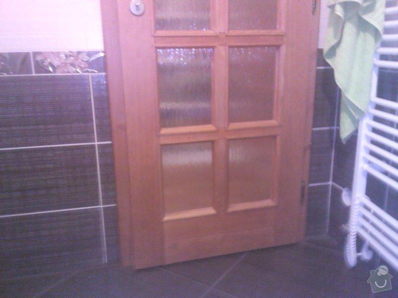 Zhotovení interiérových dveří: 2011-01-07_20.30.10