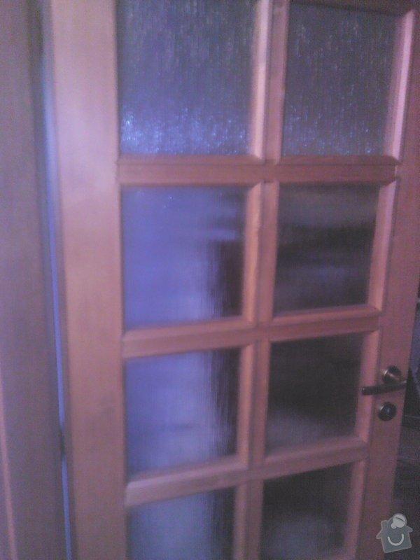 Zhotovení interiérových dveří: 2011-01-07_20.30.38