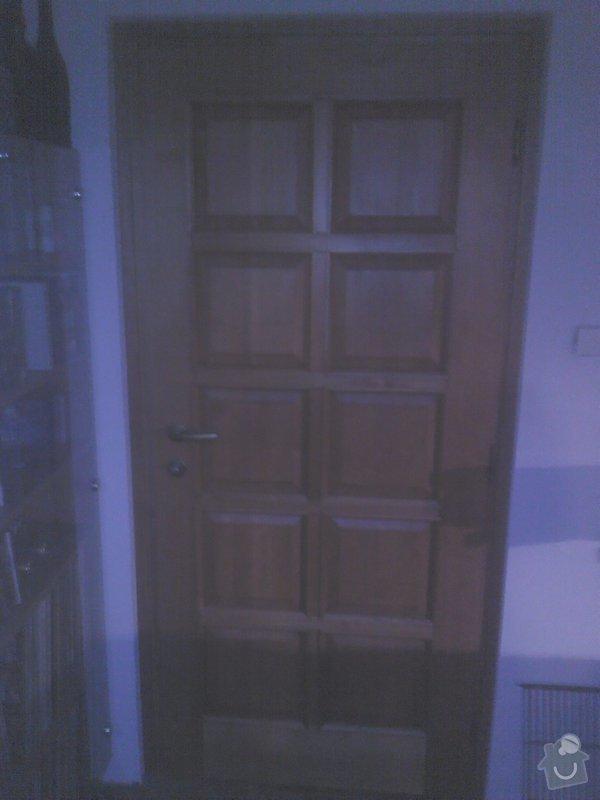 Zhotovení interiérových dveří: 2011-01-07_20.30.57
