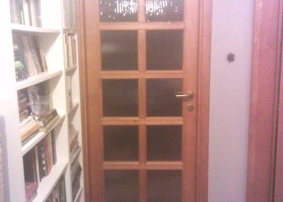 Zhotovení interiérových dveří