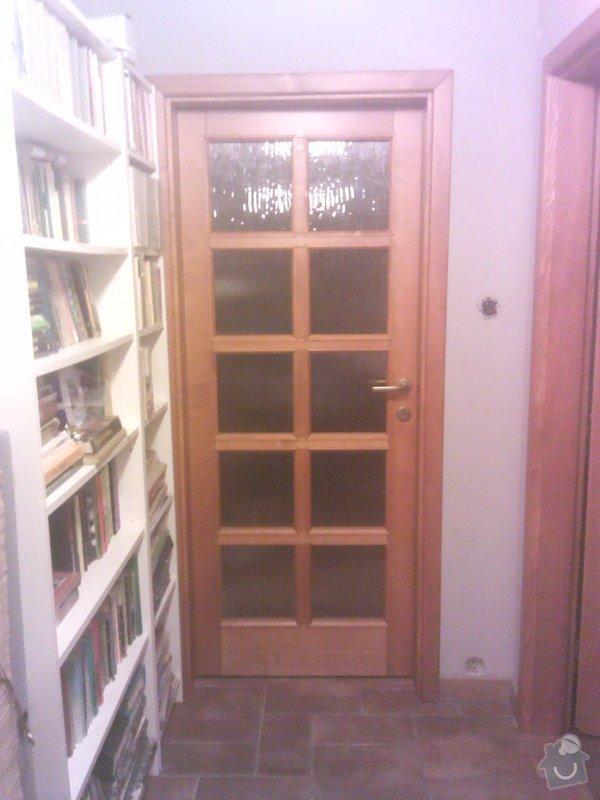 Zhotovení interiérových dveří: 2011-01-07_20.31.46