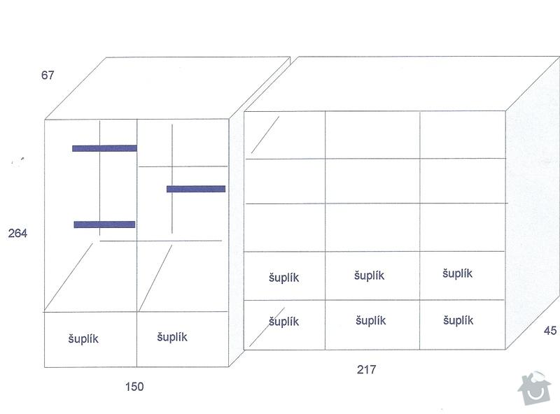 Šatní skříň s posuvnými dveřmi: skenovani0007