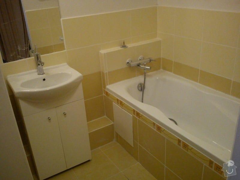 Rekonstrukce koupelny: DSC00261