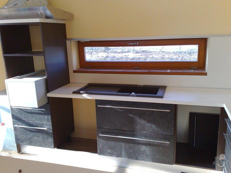 Přístavba garáže a dodání kuchyně: Foto886