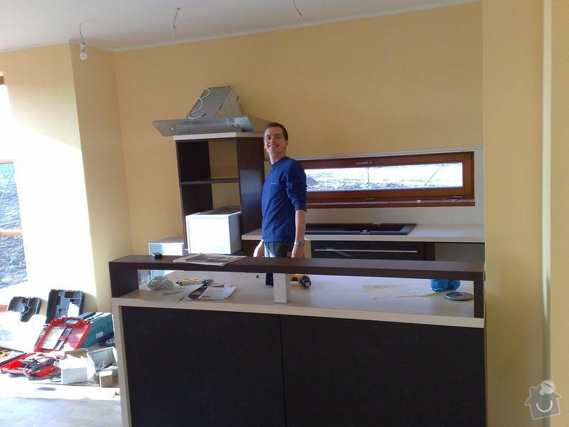 Přístavba garáže a dodání kuchyně: Foto885