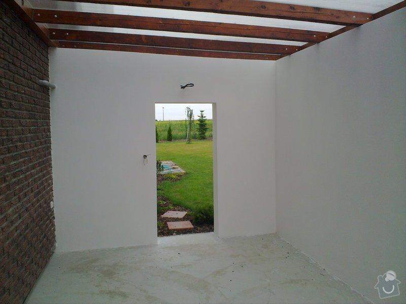 Přístavba garáže a dodání kuchyně: 16062010774