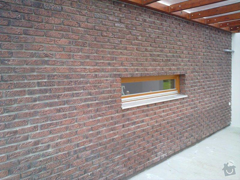 Přístavba garáže a dodání kuchyně: 16062010772