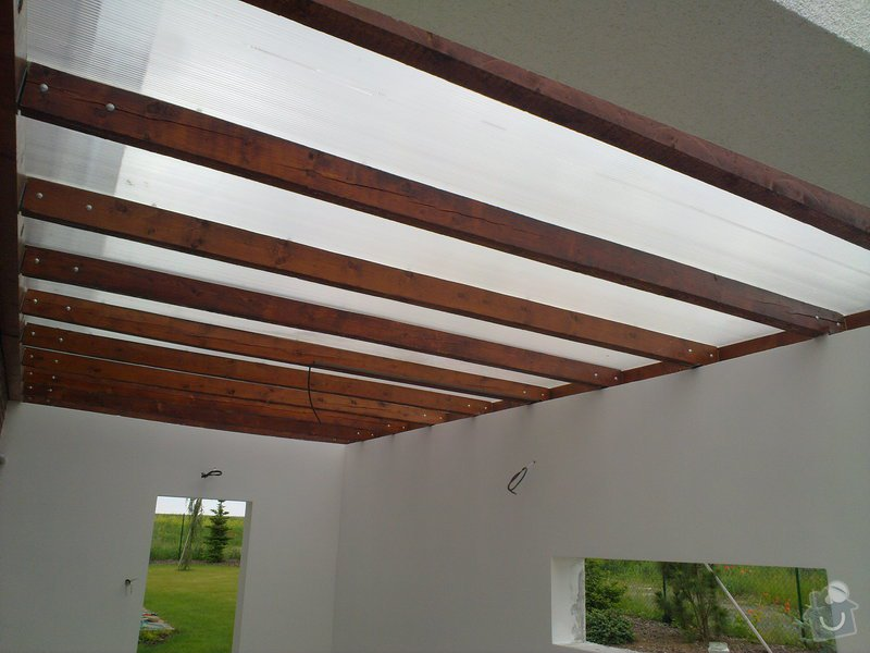 Přístavba garáže a dodání kuchyně: 16062010771