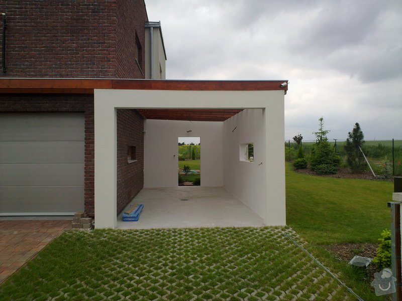 Přístavba garáže a dodání kuchyně: 16062010770