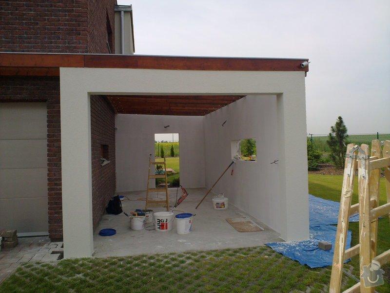 Přístavba garáže a dodání kuchyně: 10062010689