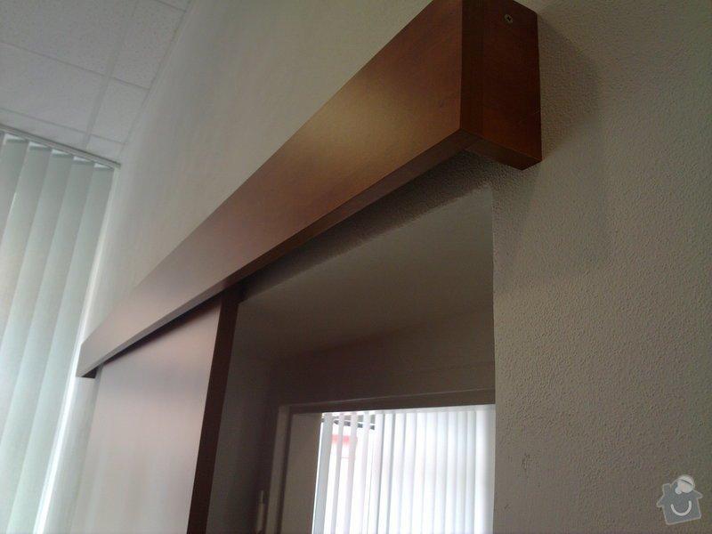 Výroba nábytku do kanceláří a renovace dveří: 15062010760