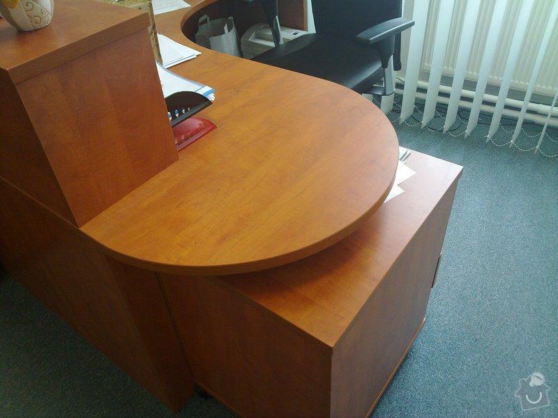 Výroba nábytku do kanceláří a renovace dveří: 15062010754