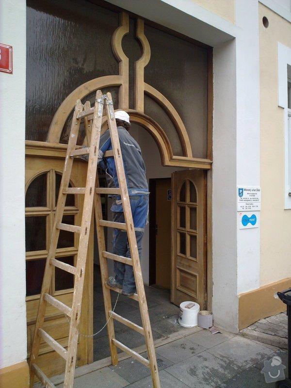 Výroba nábytku do kanceláří a renovace dveří: 14062010715