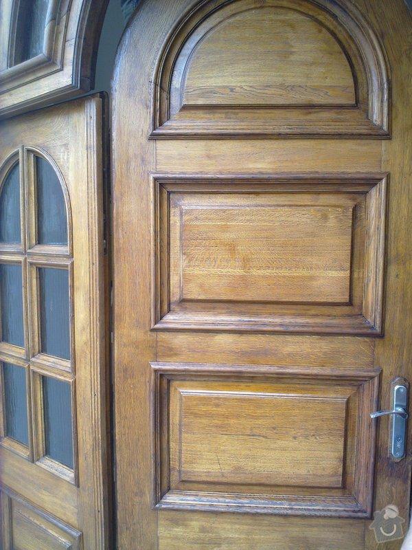 Výroba nábytku do kanceláří a renovace dveří: 15062010765