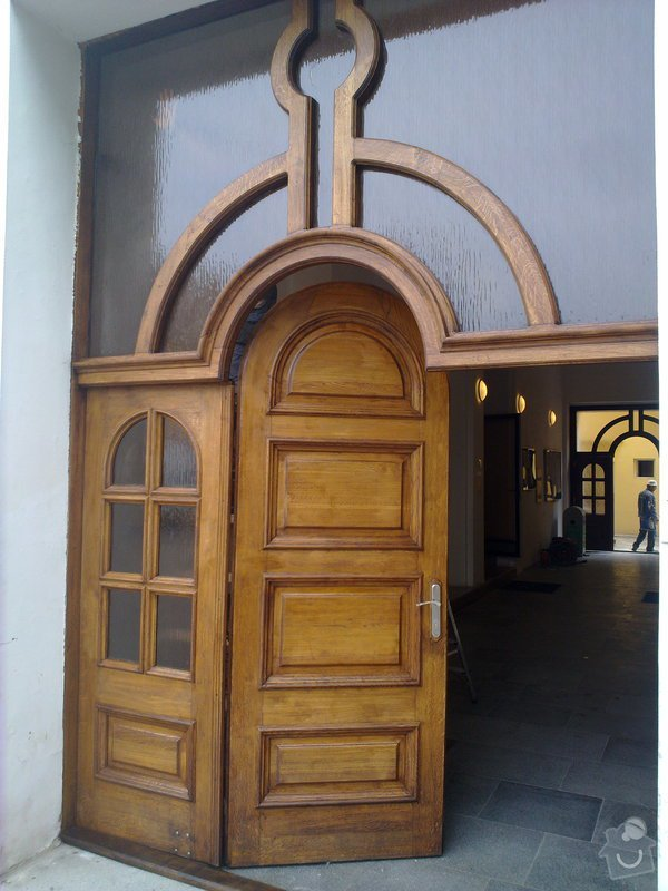 Výroba nábytku do kanceláří a renovace dveří: 15062010766