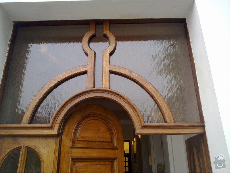 Výroba nábytku do kanceláří a renovace dveří: 15062010767
