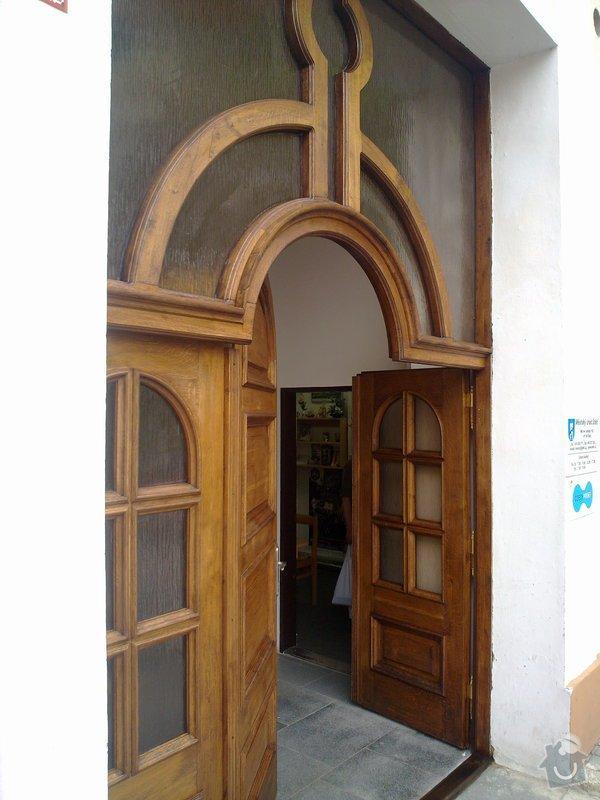 Výroba nábytku do kanceláří a renovace dveří: 15062010768
