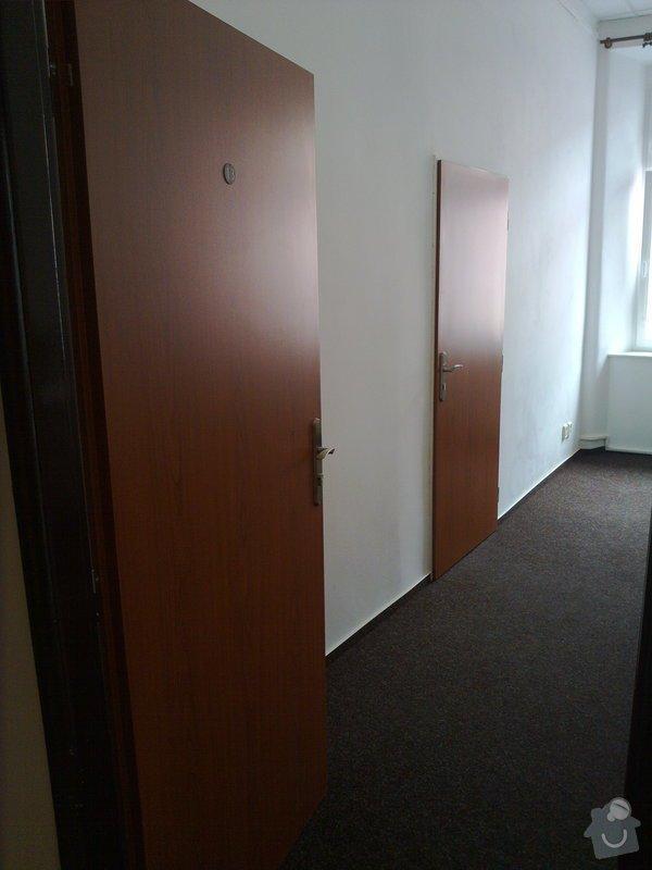 Výroba nábytku do kanceláří a renovace dveří: 14062010710
