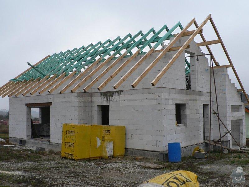 Krov rodinného domu: P1060136