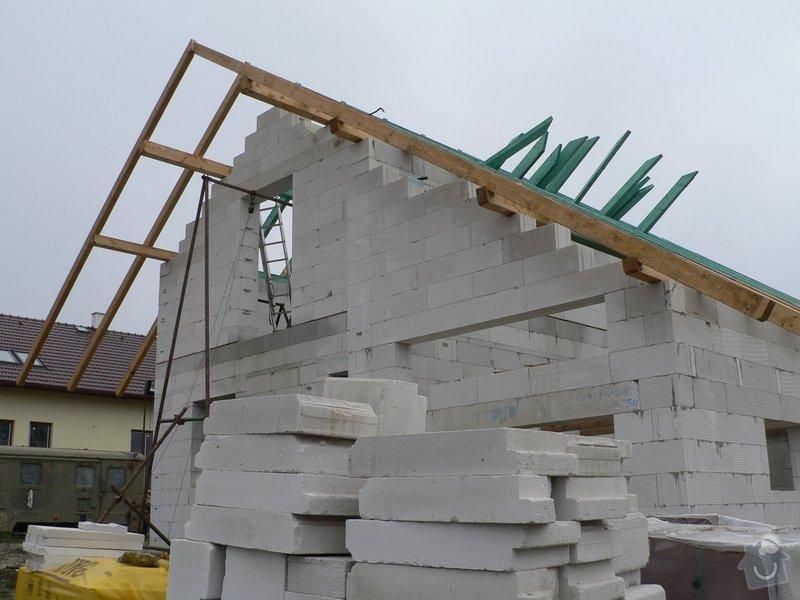 Krov rodinného domu: P1060142