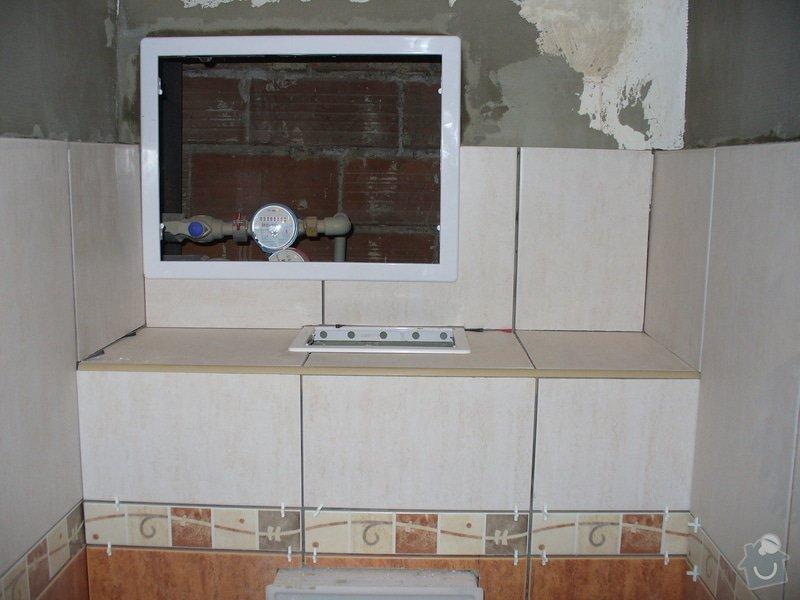Rekonstrukce wc: P1050761