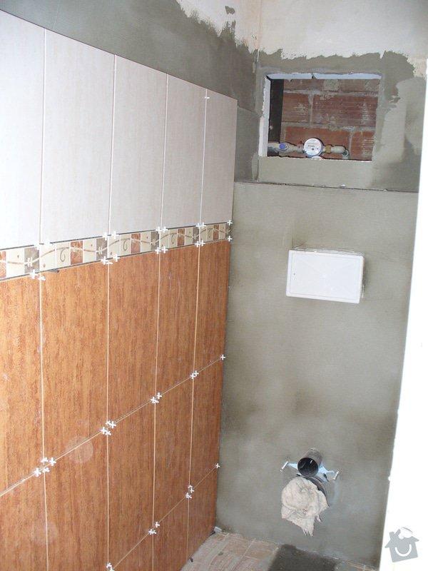 Rekonstrukce wc: P1050756
