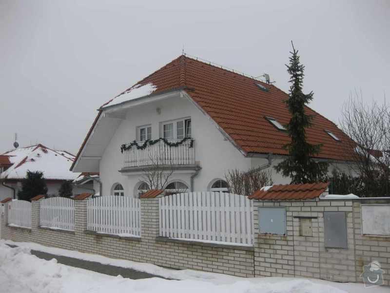 Oprava zateplení střechy RD a nová fasáda: IMG_3587