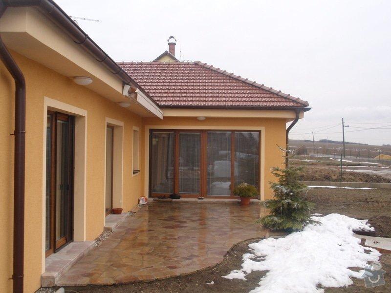 Výstavba rodinného domu na klíč: P1131035