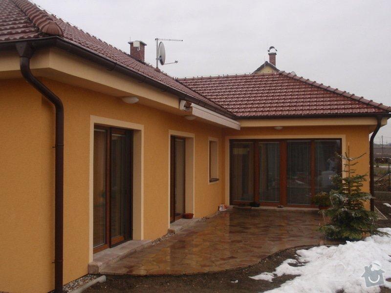 Výstavba rodinného domu na klíč: P1131033