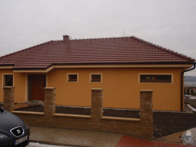 Výstavba rodinného domu na klíč: P1131036