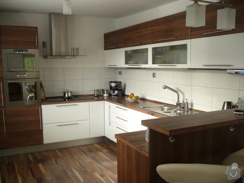 Výroba a montáž kuchyňské linky: P1040257