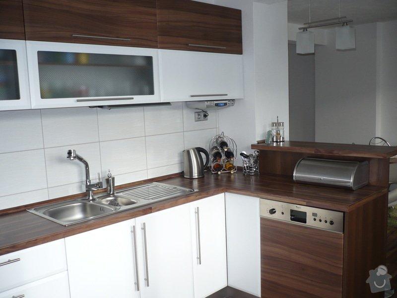 Výroba a montáž kuchyňské linky: P1040259