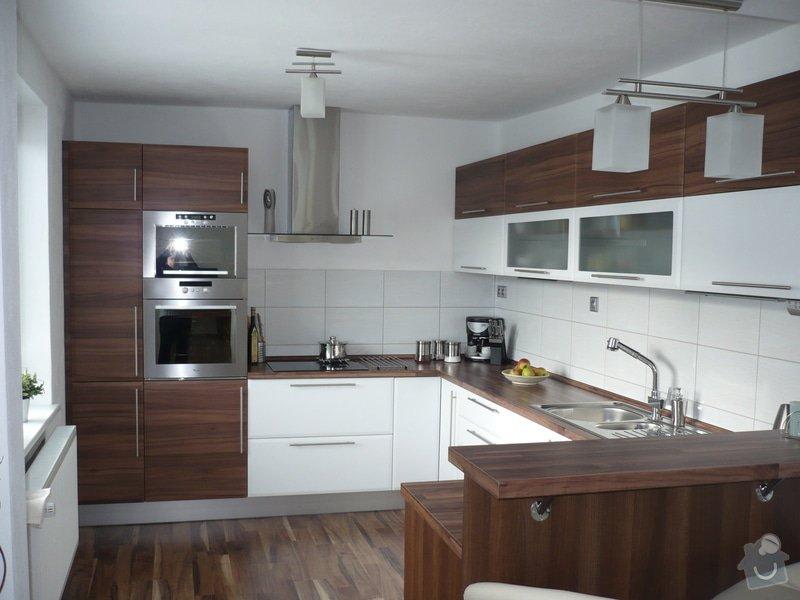 Výroba a montáž kuchyňské linky: P1040260