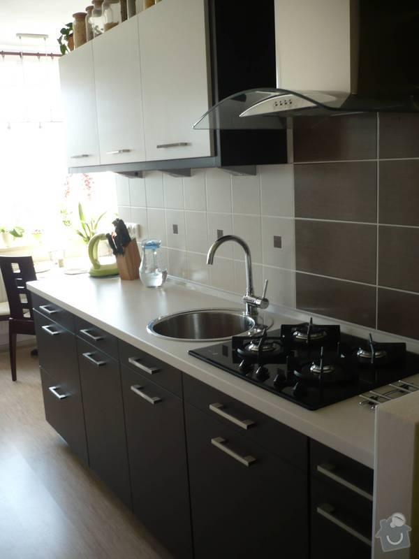 Kuchyňská linka: P1030826