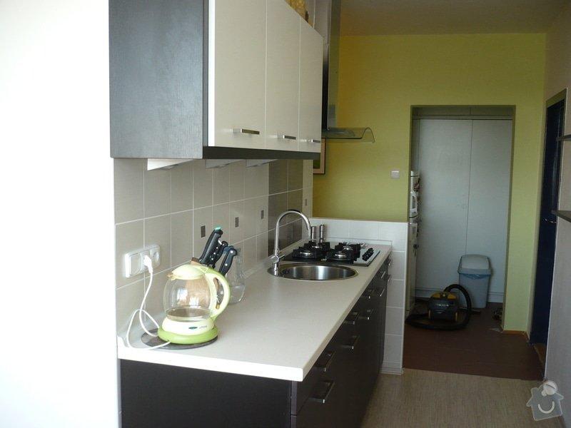 Kuchyňská linka: P1030824
