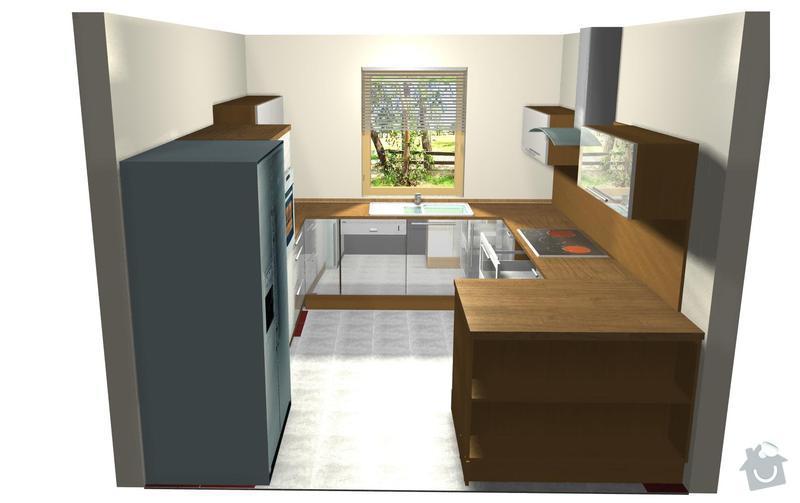 Interiéry na klíč v rodinném domu: perspektiva2