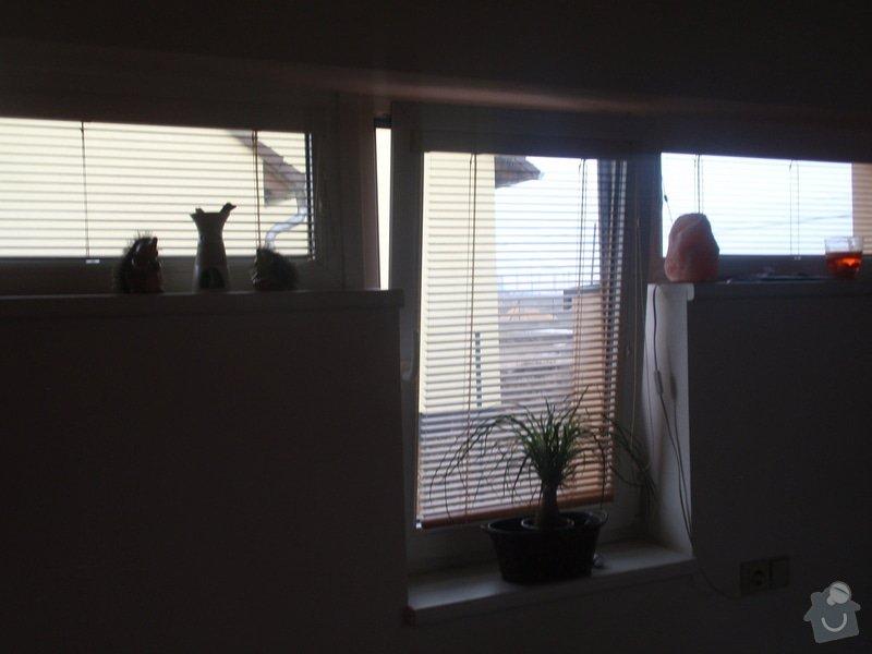 Interiéry na klíč v rodinném domu: P1130992