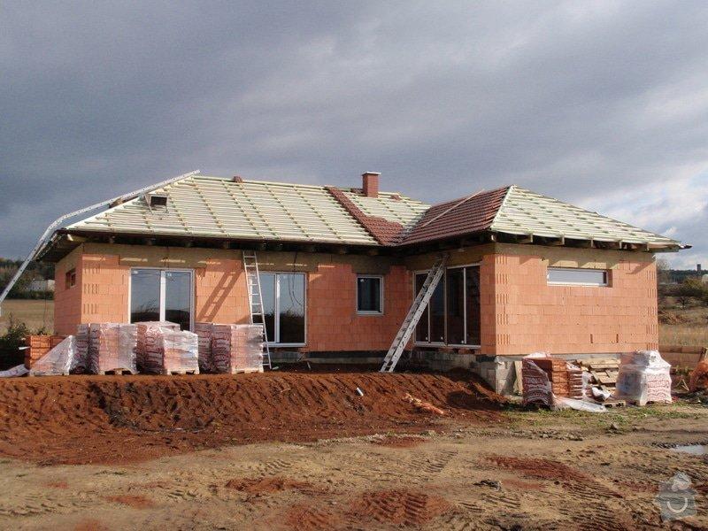 Výstavba rodinného domu na klíč: complet_rijen2008_003