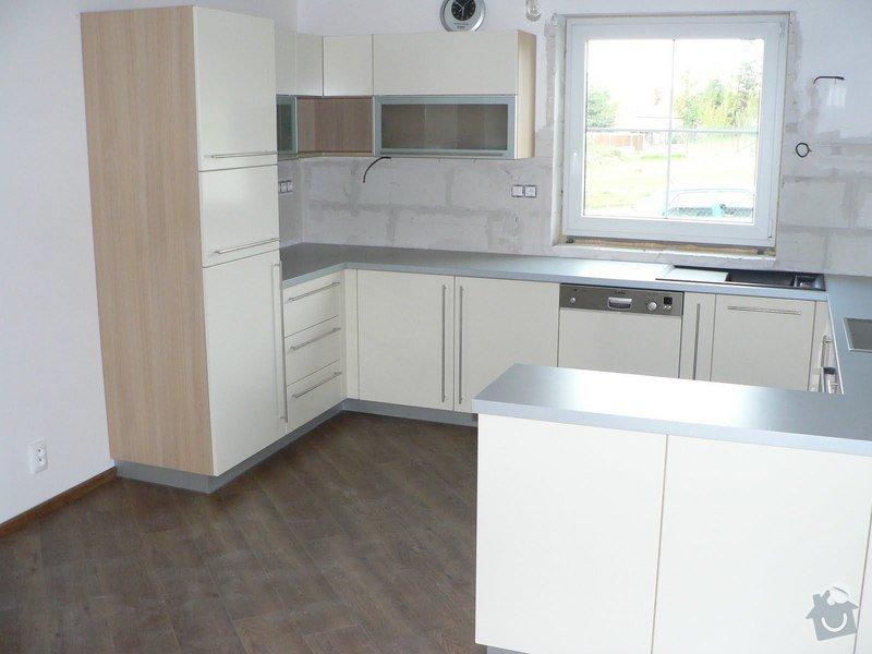 Kuchyňská linka: P1090344