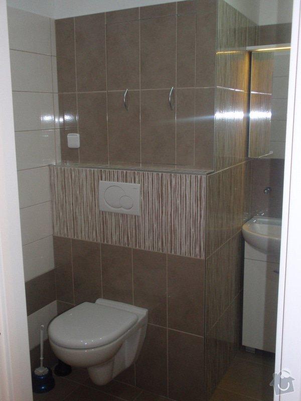 Rekontrukce bytového jádra : P1141069