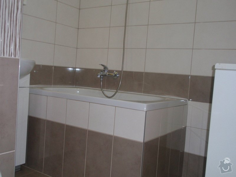 Rekontrukce bytového jádra : P1141070