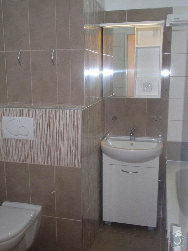 Rekontrukce bytového jádra : P1141071