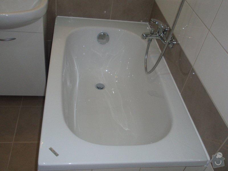 Rekontrukce bytového jádra : P1141061