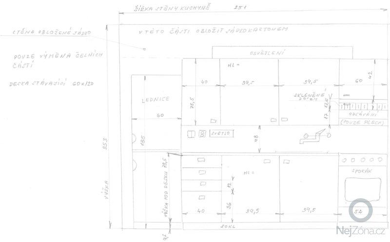 Rekonstrukce kuchyně: kuchyne_133