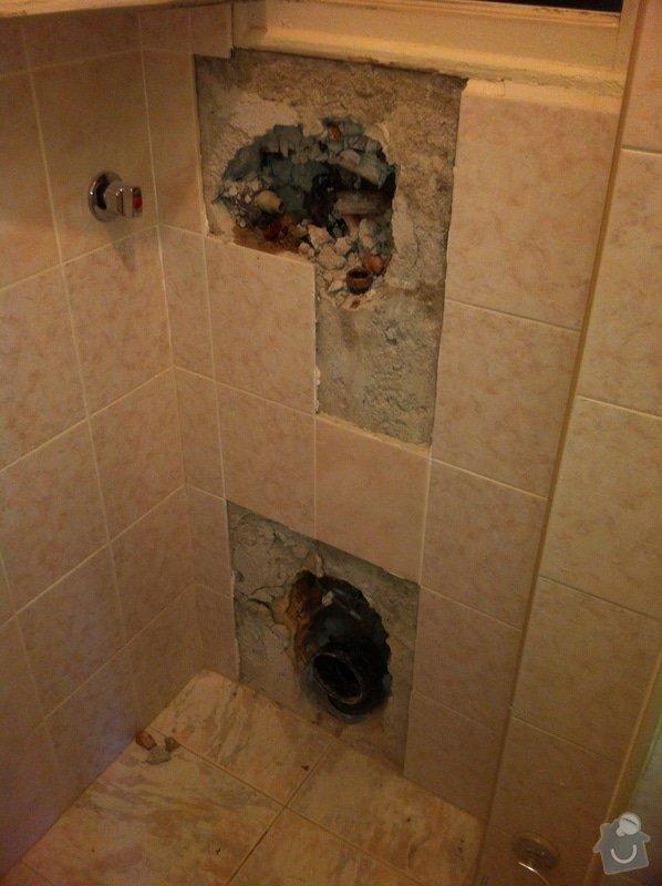 Nestandartní výměna WC: 2